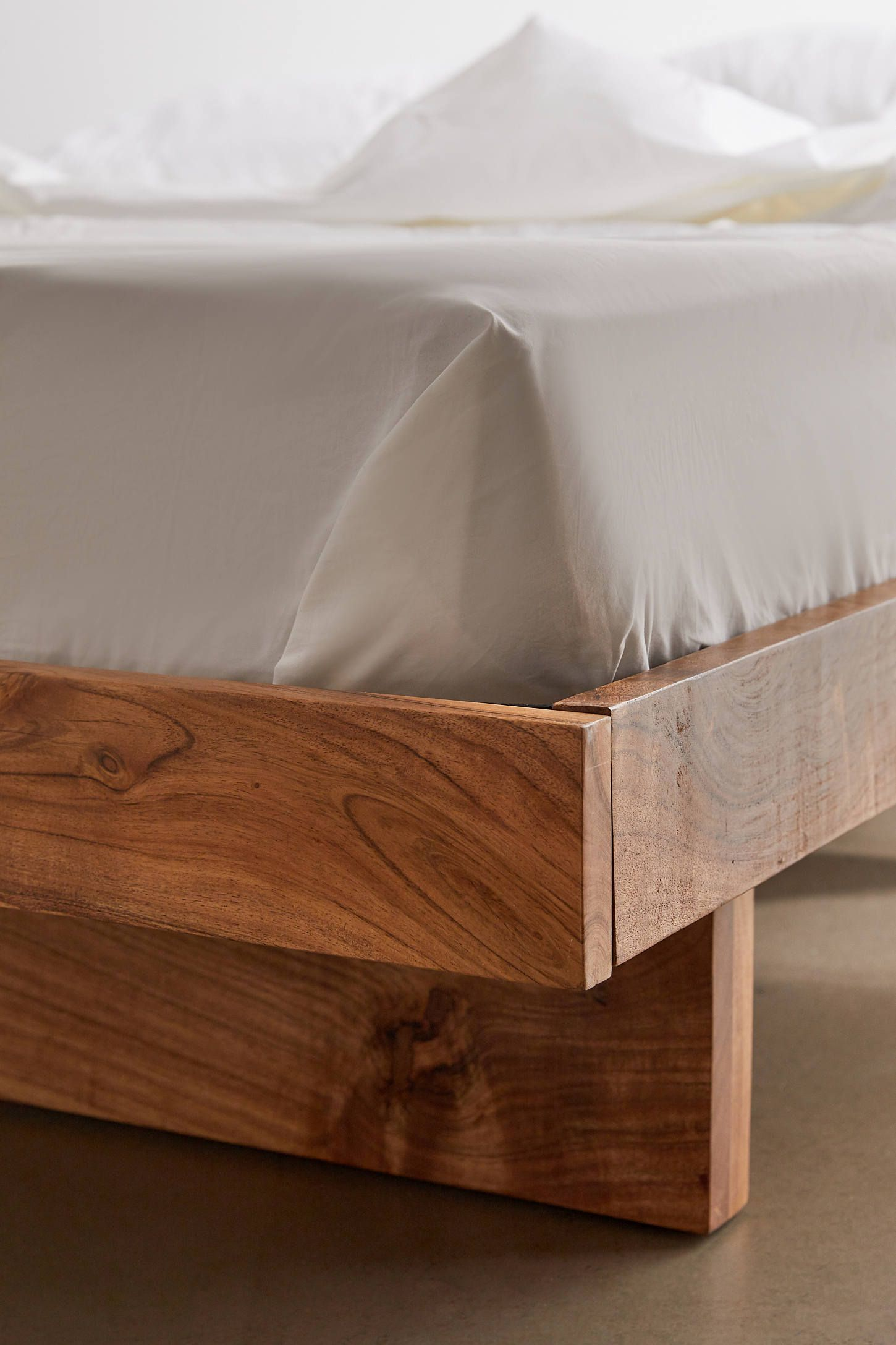 Pin by Eric Ebersole on Bed in 2020 Minimalist bed frame
