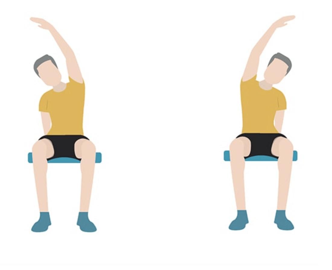 10 Chair Exercises For Seniors Dr Axe In 2020 Senior Fitness Chair Exercises Exercise