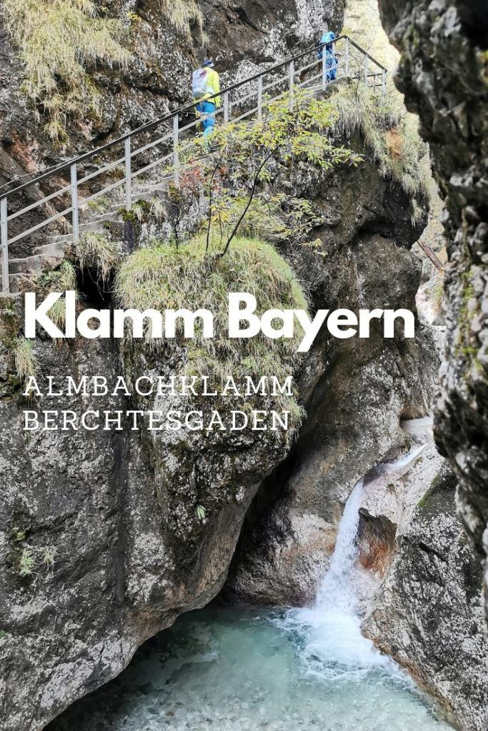 Klamm Bayern #naturallandmarks