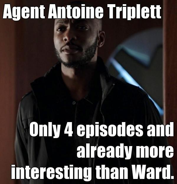 11 Agent Triplett I Will Miss You Ideas Marvels Agents Of Shield Agents Of Shield Marvel Agents Of Shield