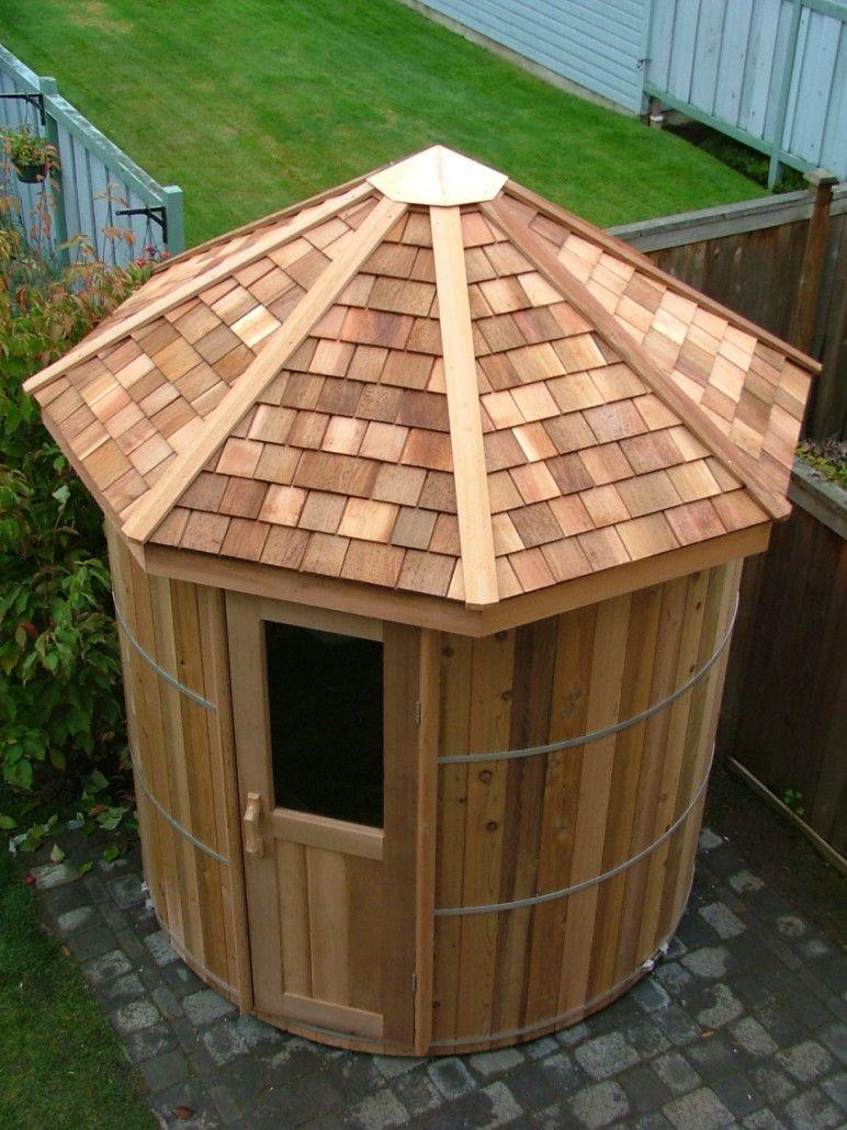 Sauna Details In 2019: Sauna Kits, Barrel Sauna и