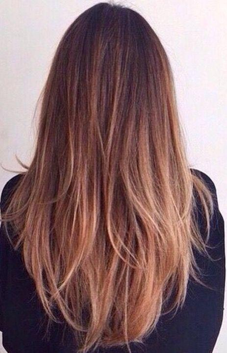 Hair Inspo Hair Balayage Dunkle Haare Glatt Haare