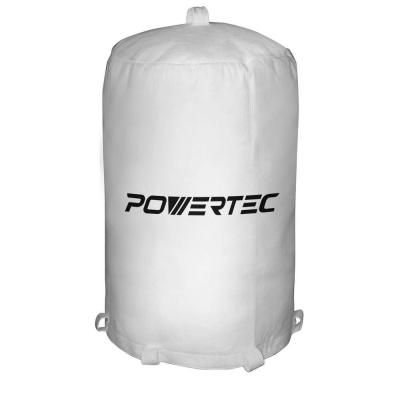 Powertec 20 In X 31 In 1 Mircon Dust Collector Bag Dust Collector The Collector Bags