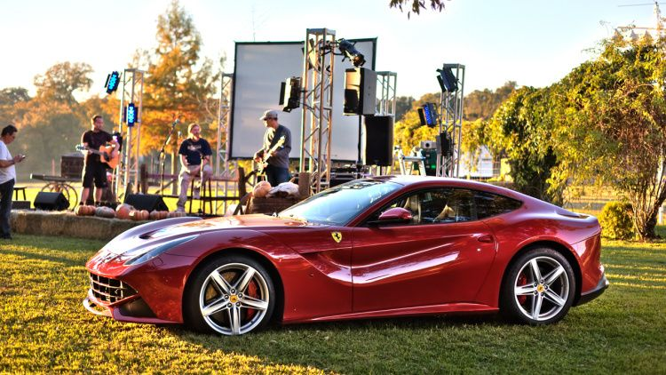 2017 Ferrari F12 M Concept And Release Date Http World Wide Web