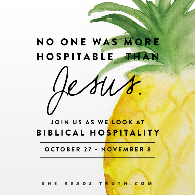 Hospitality Bible Verses - Bible Study Tools