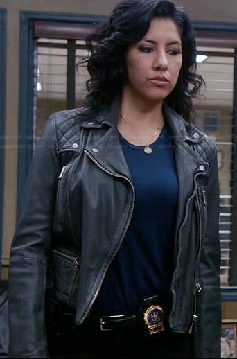 Brooklyn Nine-Nine fans are here for Rosas bisexual