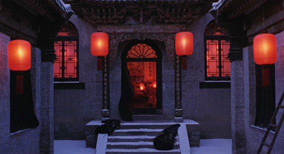 a review of the story raise the red lantern From a member of china's new wave, three novellas of a disturbing intensity make their us debut--including ``raise the red lantern,'' the basis of an acclaimed 1991 film.