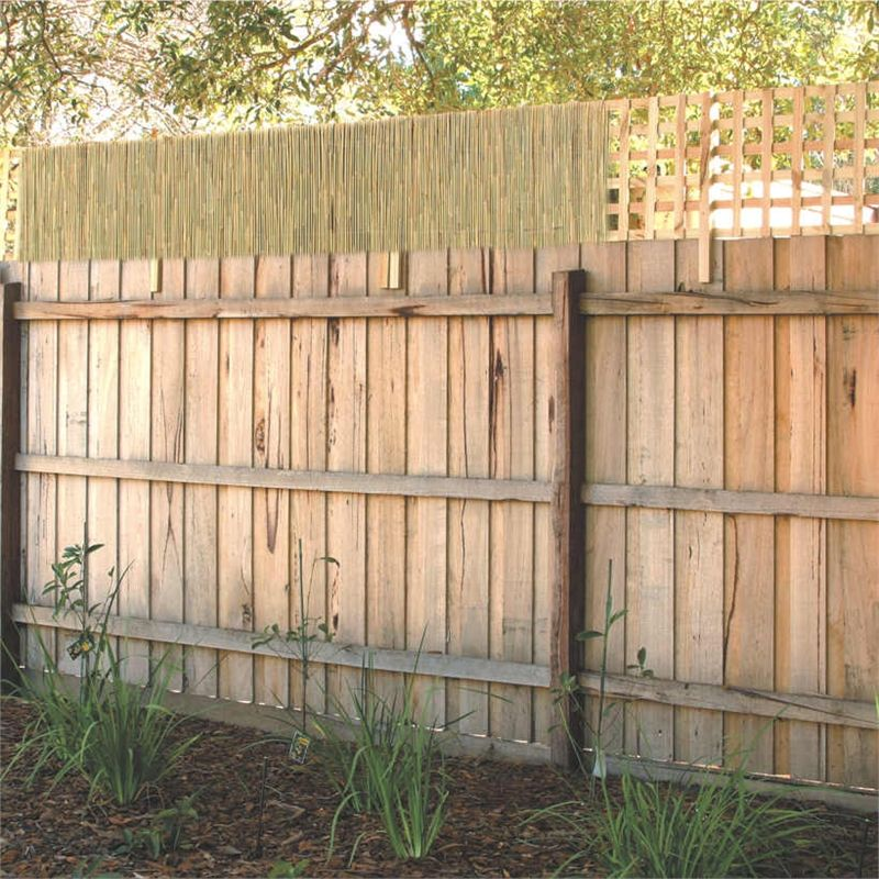 Garden Trend 0 5 x 2 4m Bamboo Fence Extension I/N 3048697
