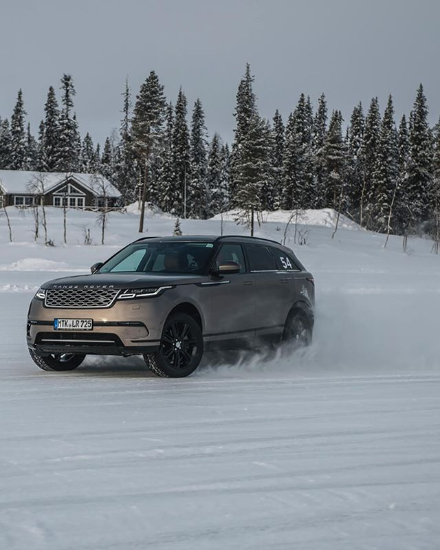 Land Rover On Instagram From Sub Zero Forests To Frozen Lakes Conquer Ice And Snow Driving On A Landrover Adventure Frozen Lake Land Rover Adventure Travel