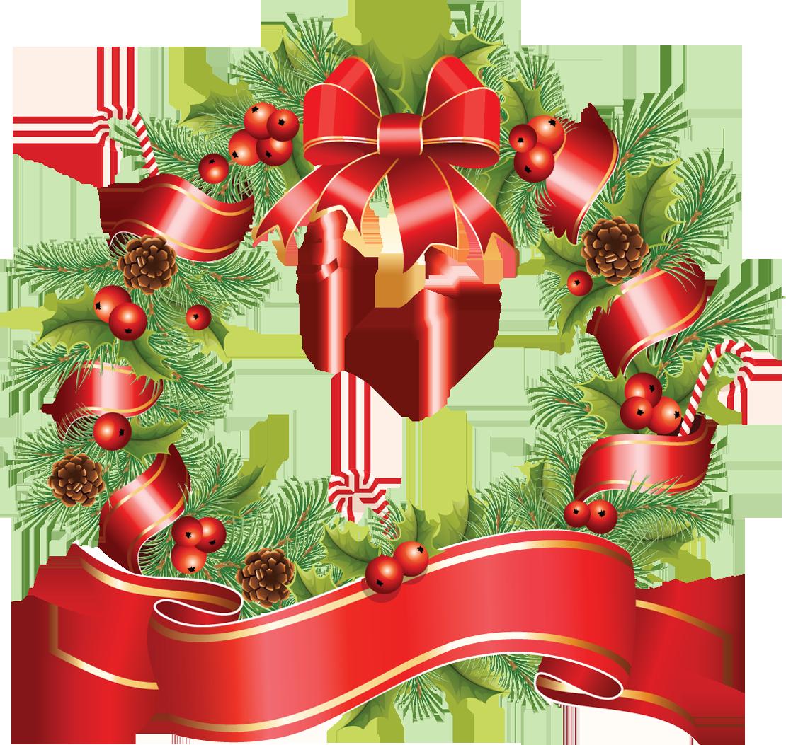 Christmas ornament frame - Beautiful Round Christmas Png Photo Frame