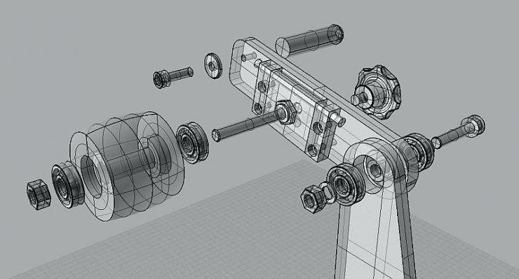 Stupendous Homemade Belt Grinder Plans Homemade 2X72 Belt Grinder Plans Short Links Chair Design For Home Short Linksinfo