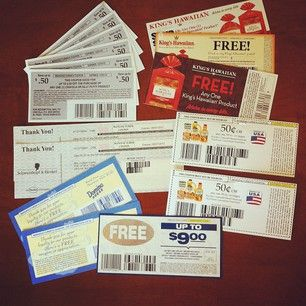 Manufacturer Coupons Mail >> Coupon Mom How To Get Free Coupons In The Mail Watching The