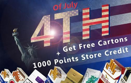 7/2/2015 Happy 4th of July! We are delighted to announce our 4th of July NEW promotion! This promotion is exciting as Fireworks! smile emoticon  *Offer Expires July 5th at midnight! *Offer valid only once per customer.