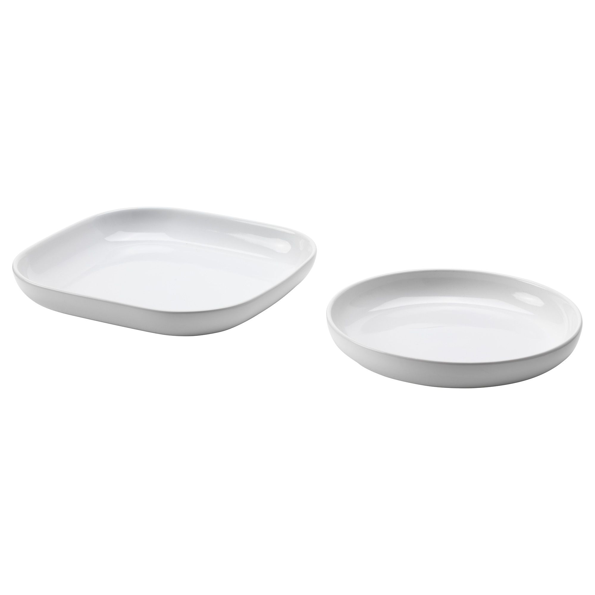 gratinera ovenserving dish set of 2 ikea
