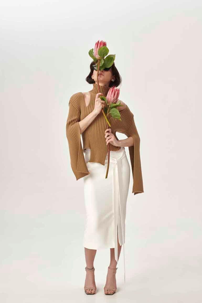 Crisp Tailoring At Its Best From Valery Kovalska Resort 2021 Collection