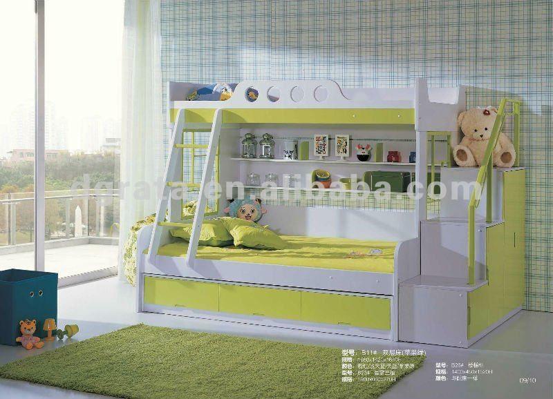 2012 New Design Diy Children Bunk Children Bed Bedrooms