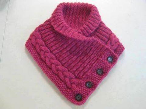 burgulu-dugmeli-orgu-boyunluk #bonnets