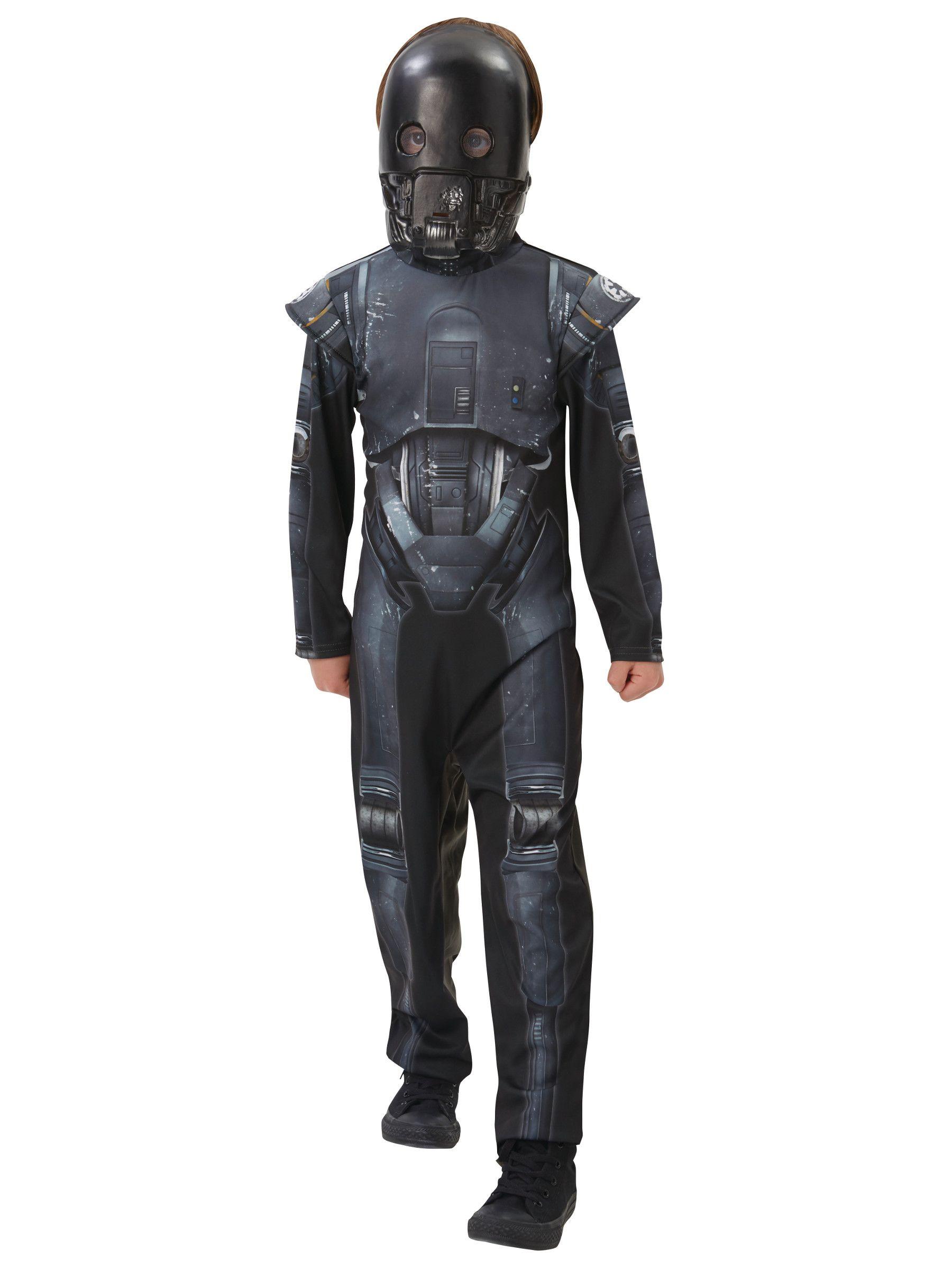 Klassisk K-2SO Star Wars™ Maskeraddräkt Ungdom b8f52fb05848a