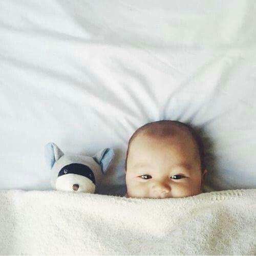 Baby Bekanntgabe