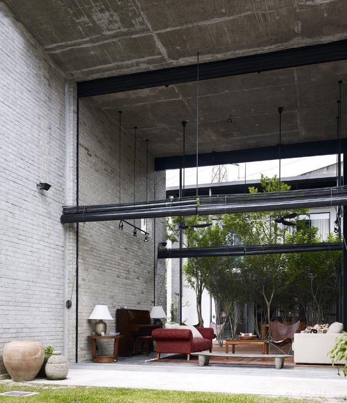 Gardenshell3 Arsitek