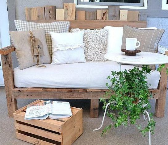 Pin by HoueSmart on DIY Projects for anyone Pinterest Pallets