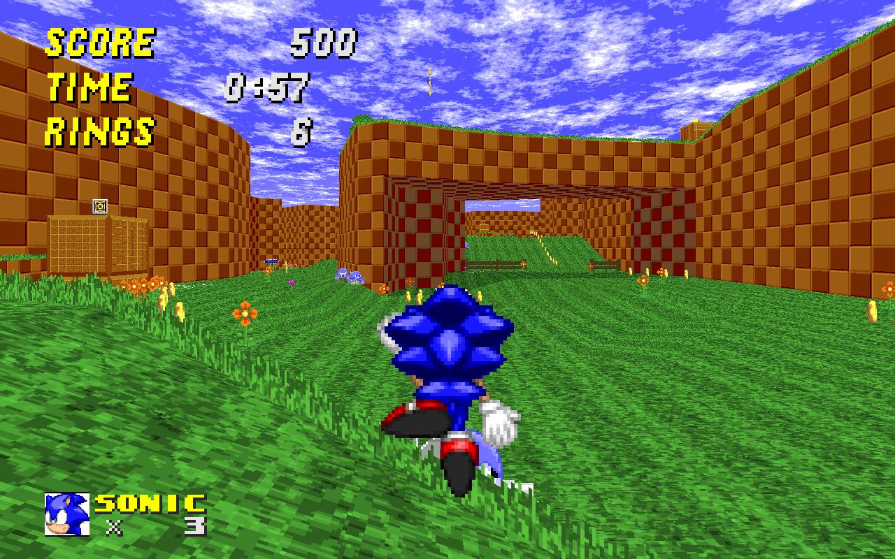 Sonic Robo Blast 2 Sonic Places To Go Computer Internet