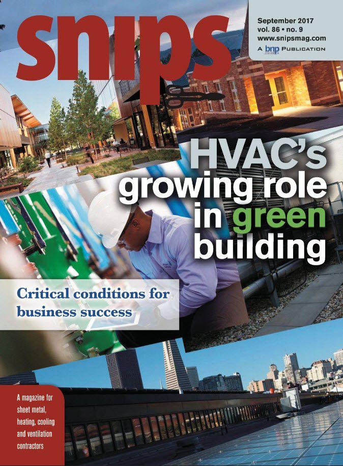 Best Snips Magazine Hvac Ducting Hvac Roofing Ventilation 400 x 300