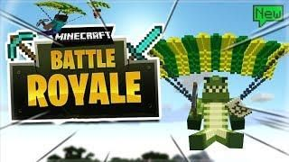 FORTNITE IN MINECRAFT! - Minecraft Battle Royale MINI-GAME ...