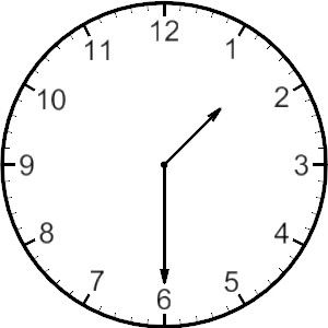 free analog clock clip art teaching math pinterest clip art rh pinterest com Clock Clip Art Quarter Past Analog Clock