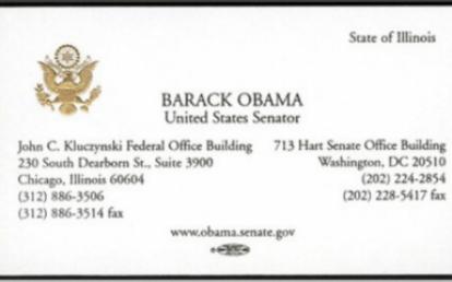 Barack obama president of usa 44th and current president of the business cards barack obama president of usa 44th and current president of the united states colourmoves