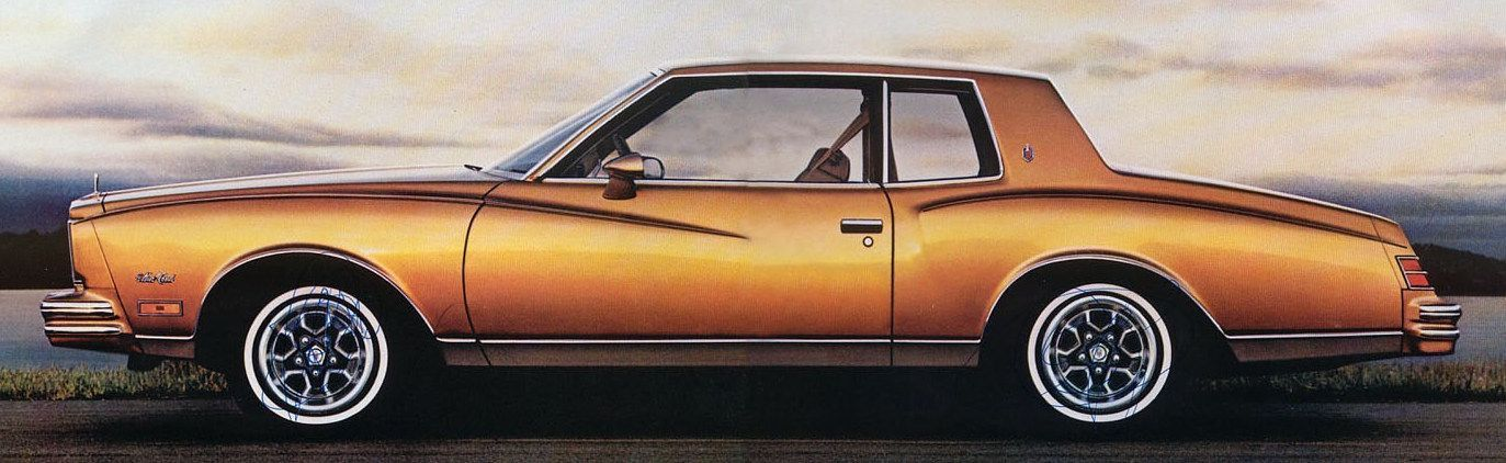 1980 Chevrolet Monte Carlo Coupe Chevrolet monte carlo