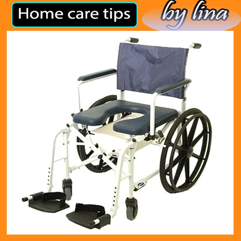 Invacare 6895 Mariner Rehab Shower Chair 18