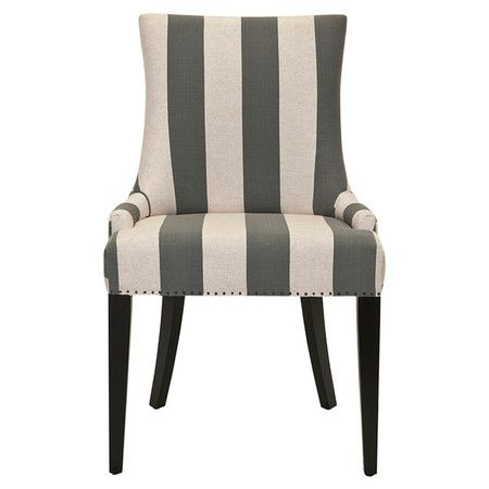 Brooke Side Chair Dining Chairs Fabric Dining Chairs Upholstered Side Chair