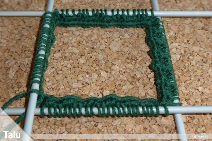 Photo of Knit raglan from above – RVO | DIY instructions for beginners – Talu.de
