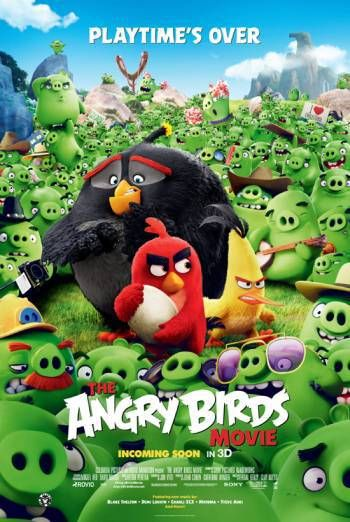 Angry Birds English And Hindi Dual Audio Hd 720p Animated Movies
