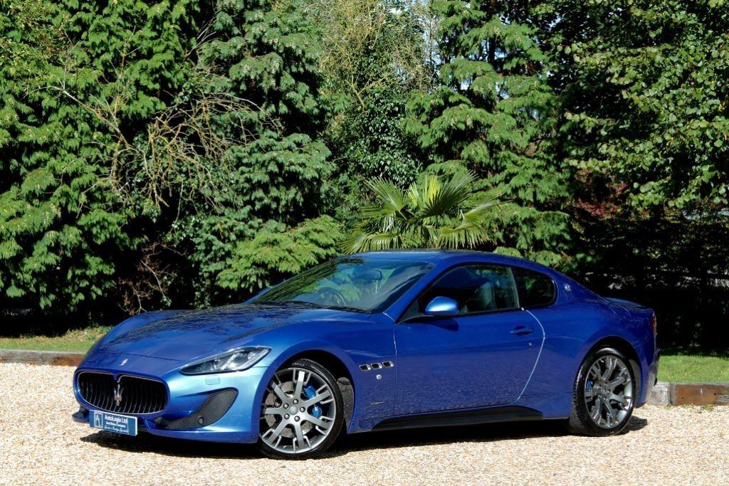 Maserati Granturismo SPORT 4.7 AUTO, 4.7 Petrol, Automatic
