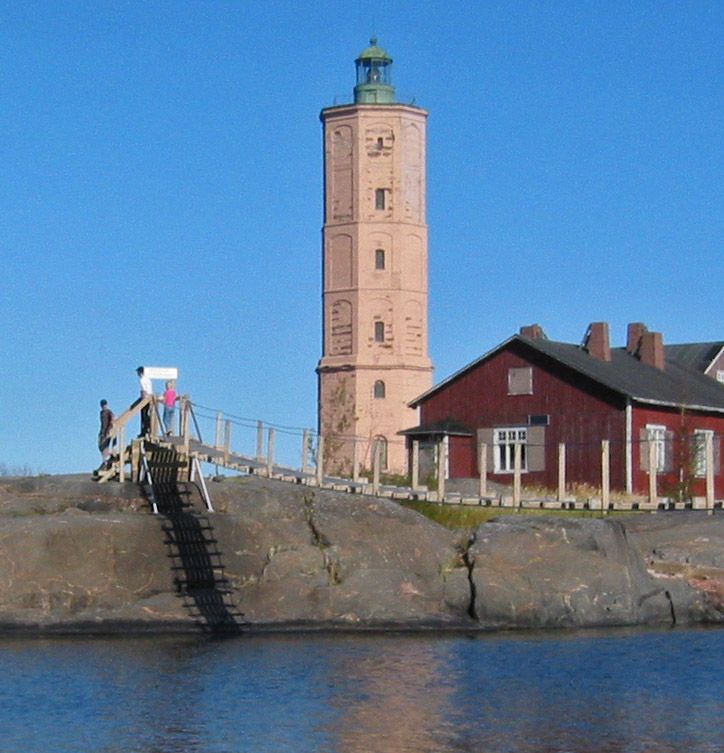 Soderskar Lighthouse Porvoo Www Visitporvoo Fi Suomi