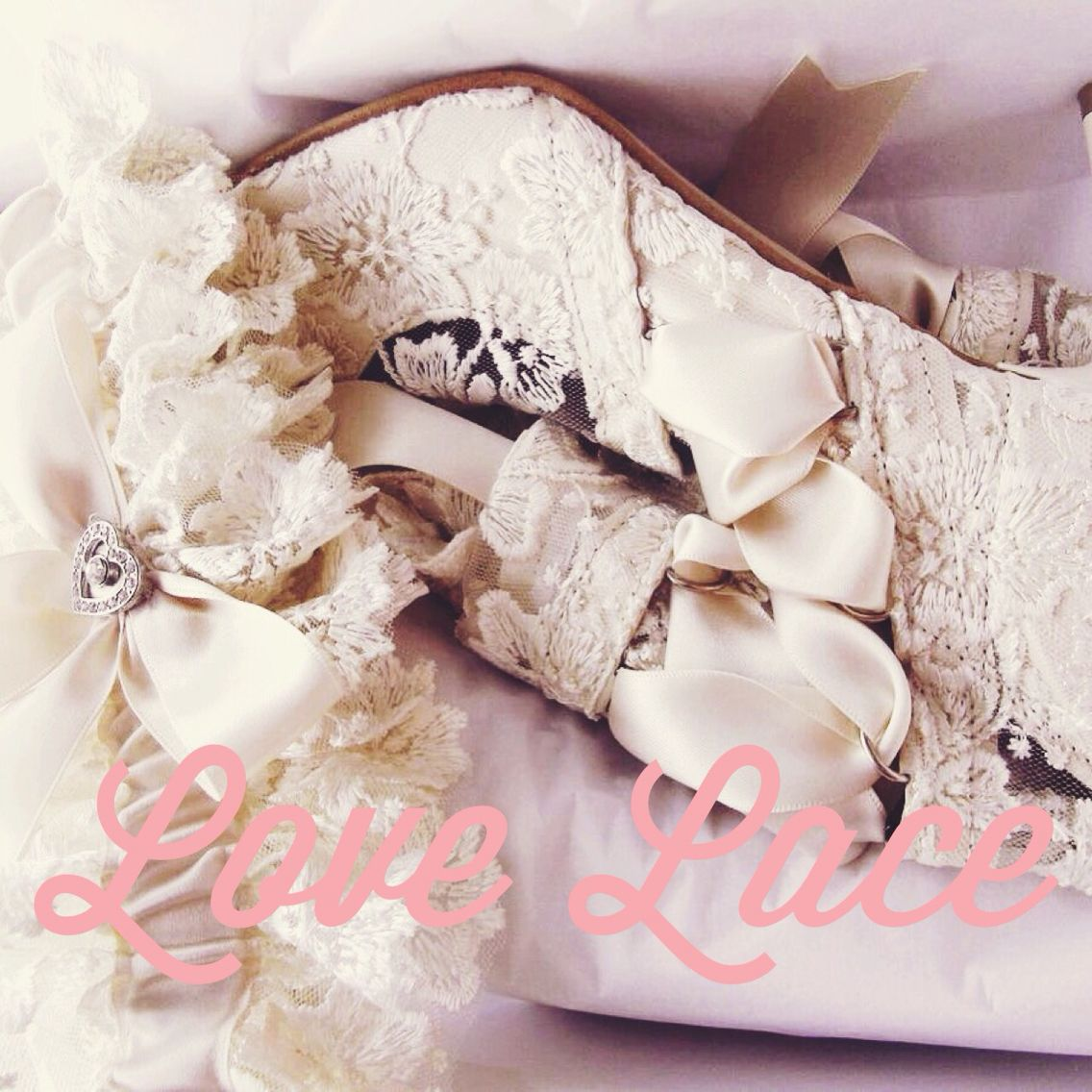 We love lace here at House Elliot. Do you?  Our beautiful hand made lace wedding boots and couture lace garters are available at www.houseofelliotcollection.com  #lace #laceshoes #vintageweddingshoes