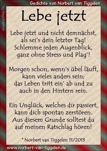 Norbert van Tiggelen – Google+ | Gedichte | Quotations ...