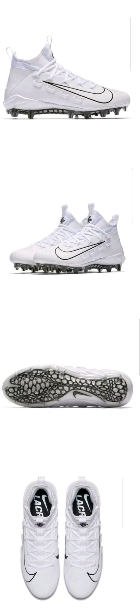 7e170878a Footwear 159154  Nike Alpha Huarache 6 Elite Lax Lacrosse Cleats White  Black 880409-111 Size 9 -  BUY IT NOW ONLY   74.77 on  eBay  footwear  alpha  ...