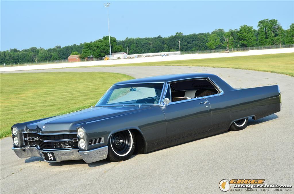 cadillac convertible custom  bagged 1966 Cadillac Coupe De