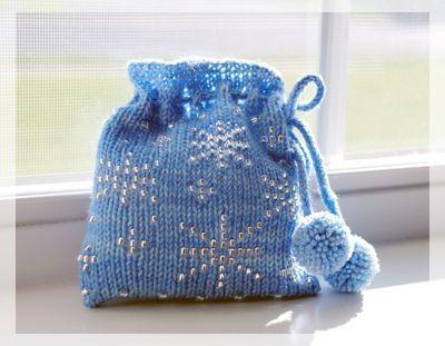 Free Knitting Pattern: Tiny Treasure | CHRISTMAS STOCKING\'S ...