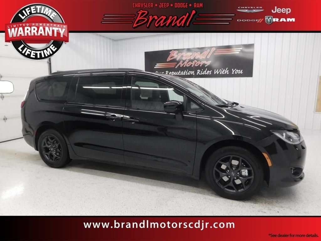 2019 Chrysler Pacifica Touring L Available Now At Brandl Motors In