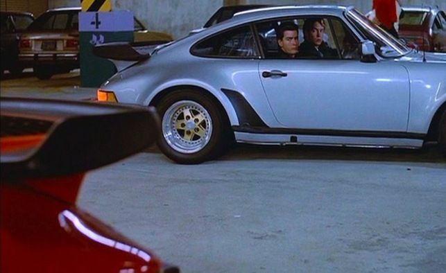 Charlie Sheen's Porsche from No Man's Land | Old school 911s