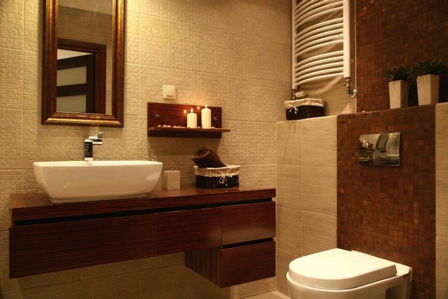 Inspiracje łazienki Castorama 0425