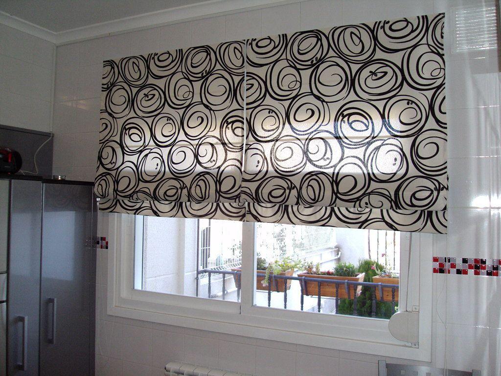 Cortinas para cocinas casa - Cortinas negras decoracion ...