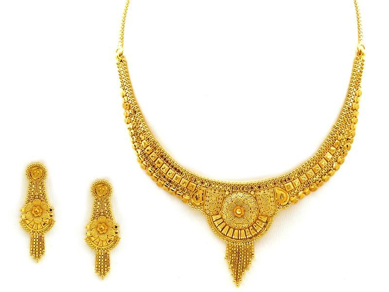 Antique South Indian Gold Jewellery Design * For more information ...