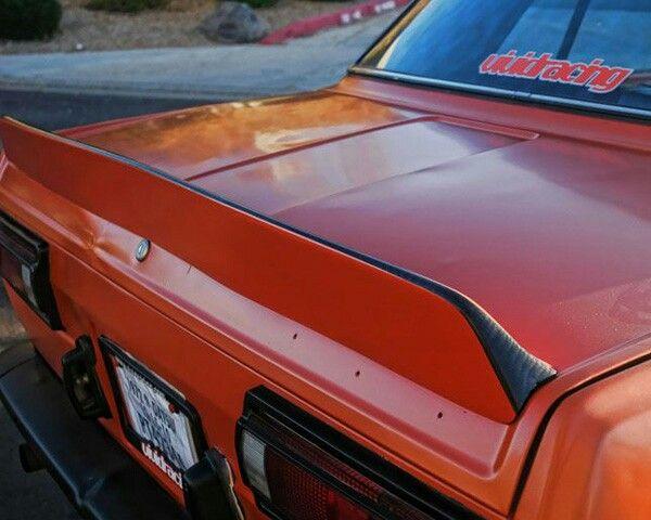 Datsun 510 Rear Spoiler Datsun 1600 510 Datsun 510 Datsun