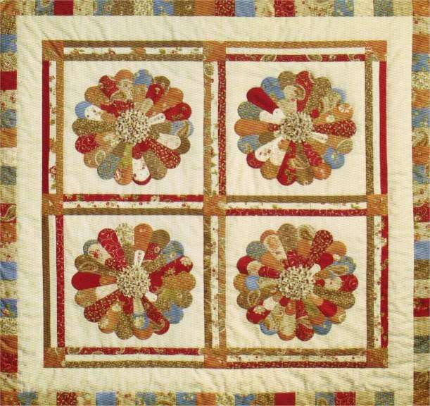 Easy Quilt Patterns Perfect For 2 1 2 Fabric Rolls All
