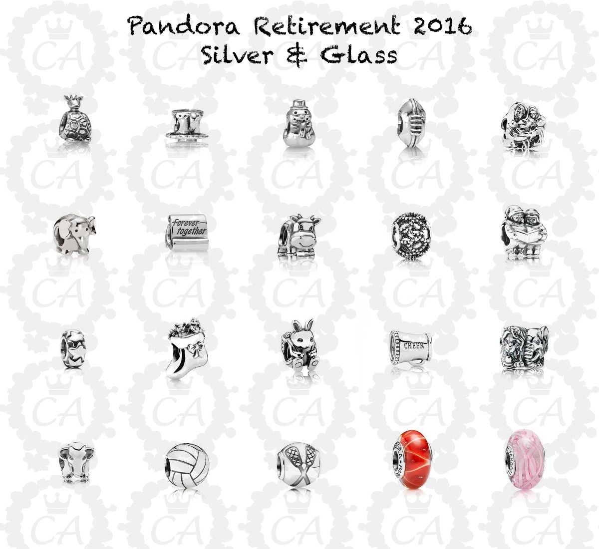 17 Pandora retaired charms ideas | pandora, pandora collection ...
